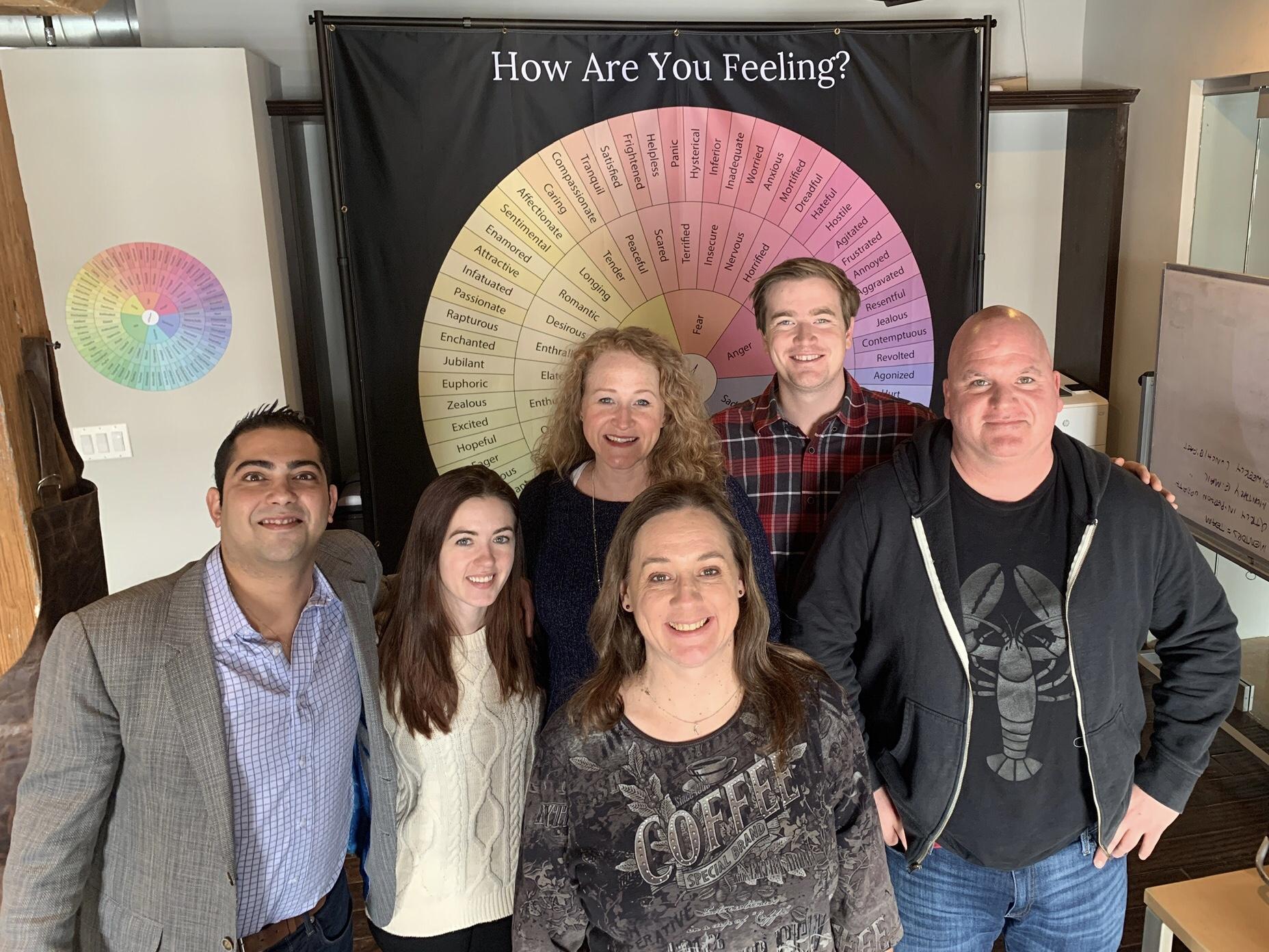 Emotional Intelligence for Leaders Workshop Photo